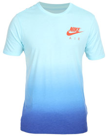 Nike 95 Dip Dye Tee Blue
