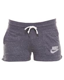 Nike Gym Vintage Shorts Grey