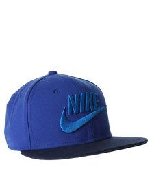 Nike Limitless Cap Blue