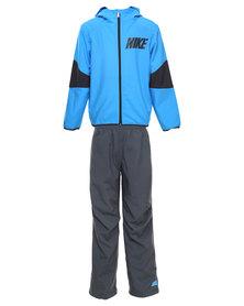 Nike MOD SP W Warm Up Tracksuit Blue