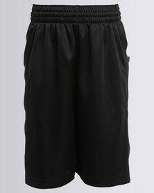 Nike Elite Short Stripe Black