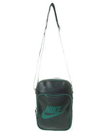 Nike Heritage Messenger Bag Green
