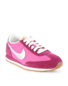Nike Womens Oceania Textile Sneakers Pink