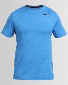Nike Performance Dri-FIT Training SS Blue