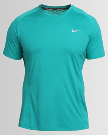 Nike Performance Nike DF Miler SS Green