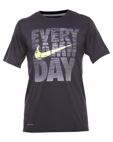 Nike Performance Legend Every Dam Day Tee Black