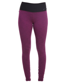 Nike Performance Legend 2.0 TI Poly Pants Purple