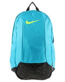 Nike Performance Brasilia 6 Medium Backpack Blue