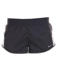Nike Performance Racer Shorts Black