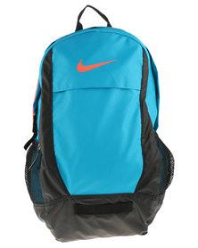Nike Performance Team Training Medium Backpack Blue