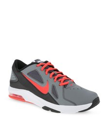 Nike Performance Air Max Crusher Training Shoes Grey