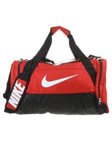 Nike Performance Brasilisa 6 Medium Duffel Bag Black