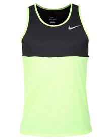 Nike Racer Singlet Yellow