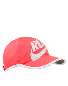 Nike Performance Seasonal Featherlight Running Cap Pink