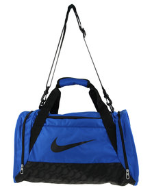 Nike Performance Women's Brasilia Duffel Blue/Black