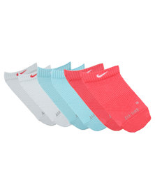 Nike Performance Women's 3pack DRI-Fit Lightweight Multi