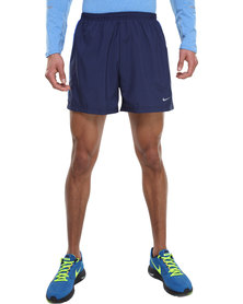"Nike Performance 4"" Woven Shorts Blue"