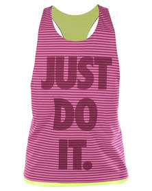 Nike Performance Penny Training Tank Top Pink