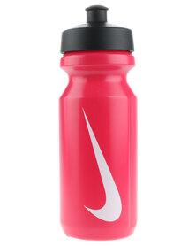 Nike Performance Big Mouth Water Bottle Pink