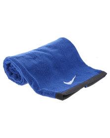 Nike Performance Fundamental Towel Blue