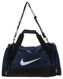 Nike Performance Brasilia 6 Duffel Medium Blue