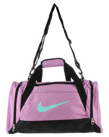 Nike Performance Brasilia 6 Duffel Bag Pink