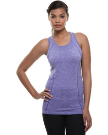 Nike Performance Dri-Fit Knit Tank Lilac