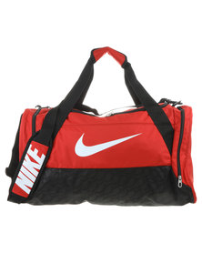 Nike Performance Brasilisa 6 Medium Duffel Bag Black