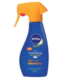 Nivea Sun Moisturising Trigger Spray SPF50+ 300ml