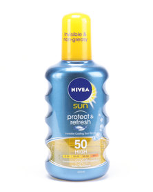 Nivea Sun Invisible Protection Spray SPF50 200ml