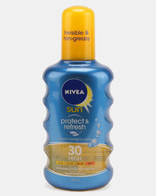 Nivea Sun Invisible Protection Spray SPF30 200ml