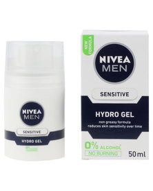 Nivea For Men Face Care Hydro Gel 50ml