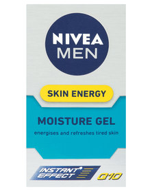 Nivea For Men Revitalising Q10 Moisturising Gel 50ml