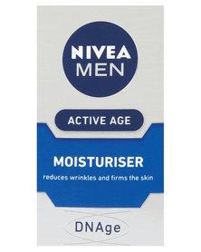 Nivea For Men Active Age DNAge Moisturiser 50ml