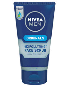 Nivea For Men Exfoliating Scrub 75ml