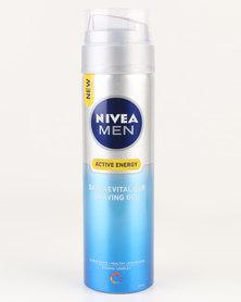 Nivea For Men Q10 Revitalising Shaving Gel 200ml