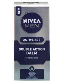 Nivea For Men Active Age Double Action Balm 75ml