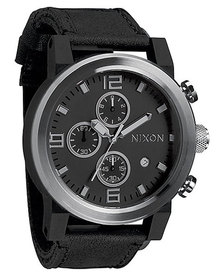 Nixon Ride Watch Black