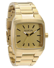 Nixon Manual Watch Gold