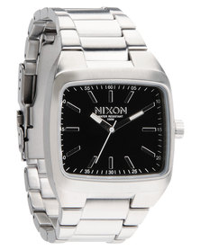 Nixon Manual Watch Silver