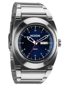 Nixon Don Watch Dark Silver