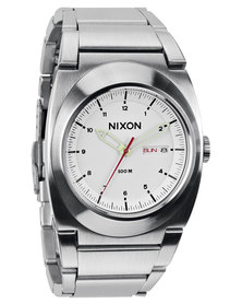 Nixon Don Watch Silver