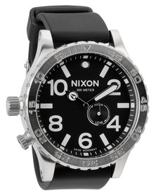 Nixon 51-30 Watch Black
