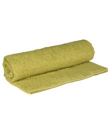 Nortex Towels White Diamond Bath Towel Lime