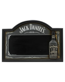NovelOnline Jack Daniels Chalk Board Black