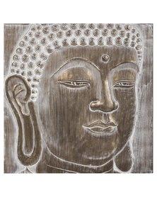 Bronze Buddha Canvas Print