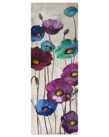 NovelOnline Bloom 11 Canvas Multi-Coloured