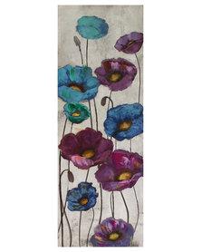 NovelOnline Bloom 1 Canvas Multi-Coloured