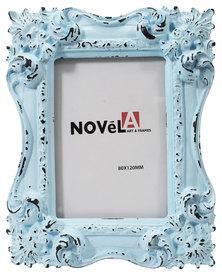 NovelOnline Mia Ornate Mini Photo Frame Blue