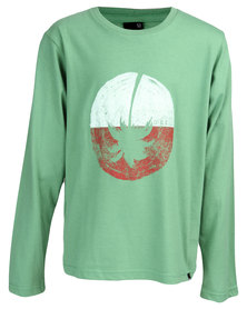O'Neill Boys Equator T-Shirt Green